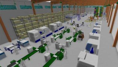 Photo of Daha Verimli Fabrikalar için Üretim Simülasyonu