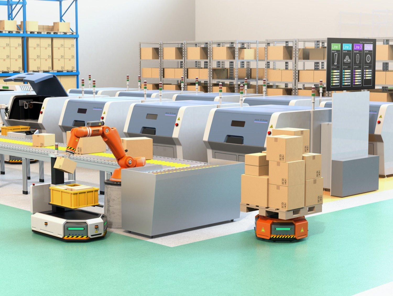 Photo of Üretim Simülasyonu ile Üretimde Verimlilik