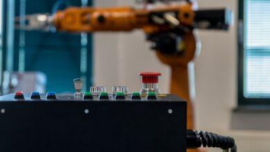 üretimin geleceği robotik