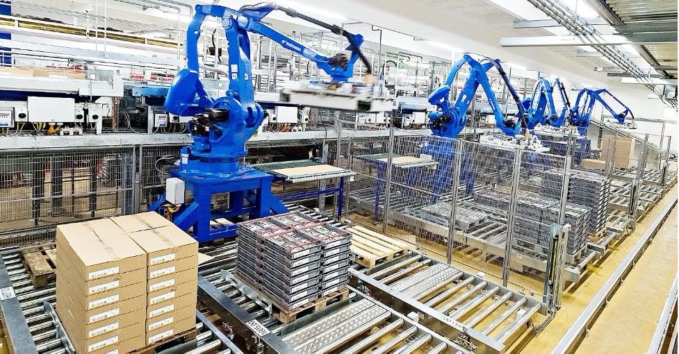 Dijital Fabrika Simülasyonu